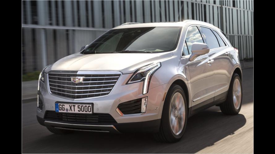 Cadillac XT5 im Test: Ein sehr spezielles SUV?
