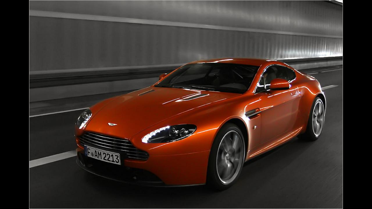 Aston Martin V8 Vantage (seit 2005)