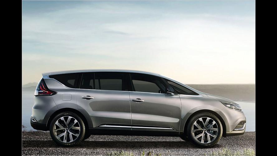 Neuer Renault Espace kommt 2015