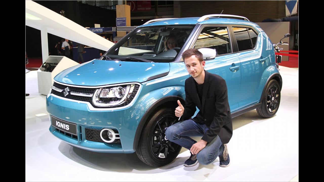 Top: Suzuki Ignis