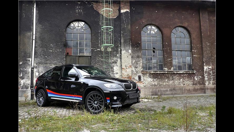 Sportec SP6 X: Mehr Power im BMW