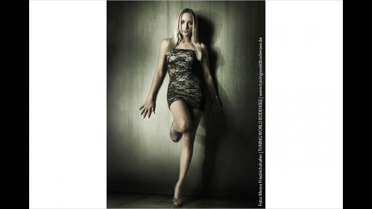 Miss Tuning Wahl 2012: Carmen aus Altenrhein, Schweiz