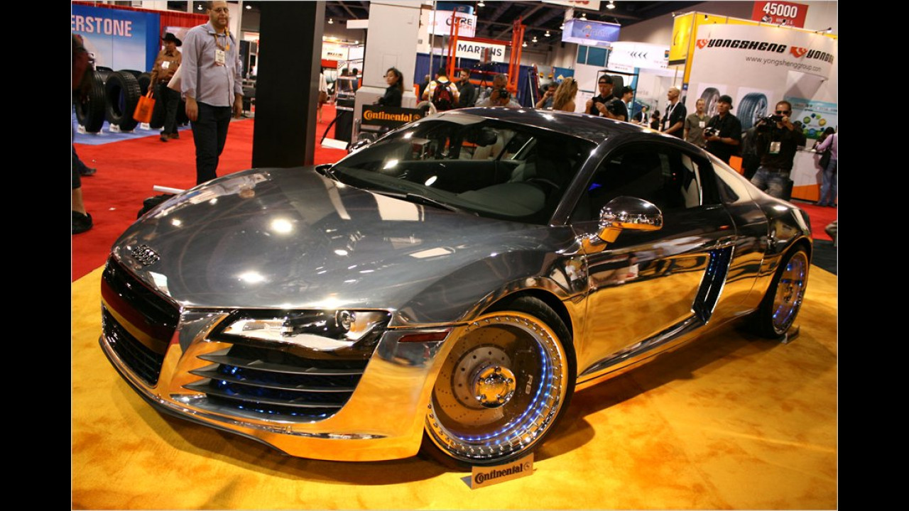 Audi R8 ,Tron Car