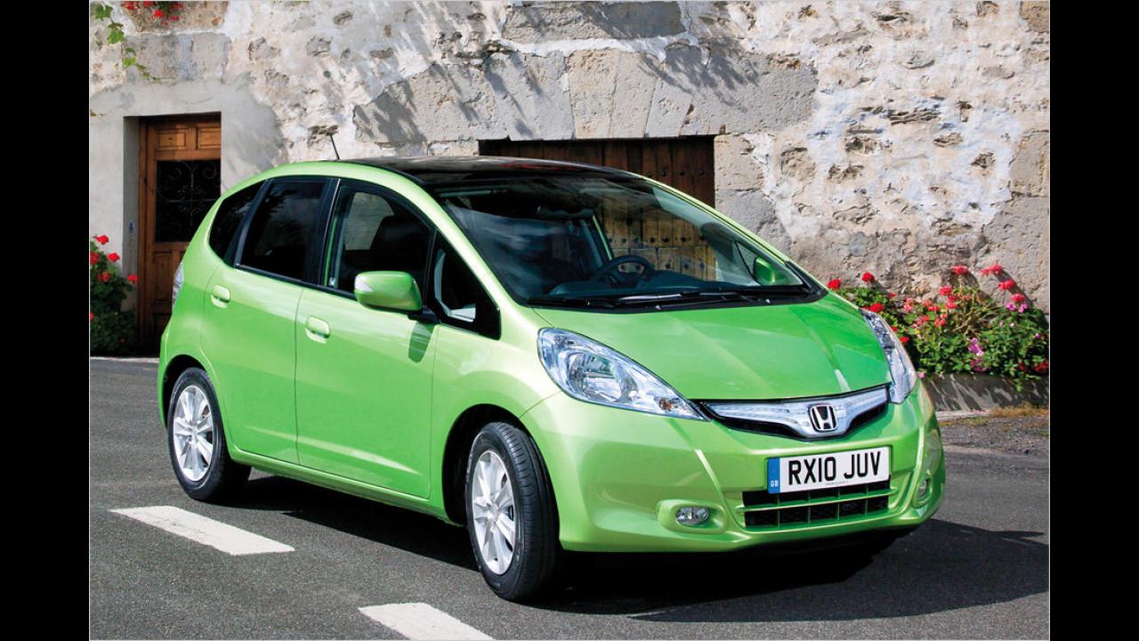Honda Jazz 1.4 Hybrid
