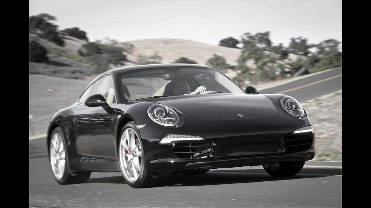 Porsche 911 Carrera S PDK (991), Timo Kluck, 2012
