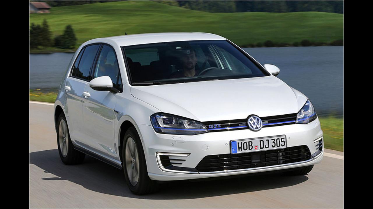 Volkswagen Strom