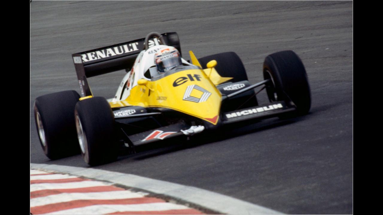 Renault RE40 Formel 1 (1983)