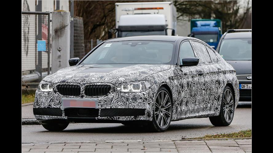 BMW: So kommt der neue 5er