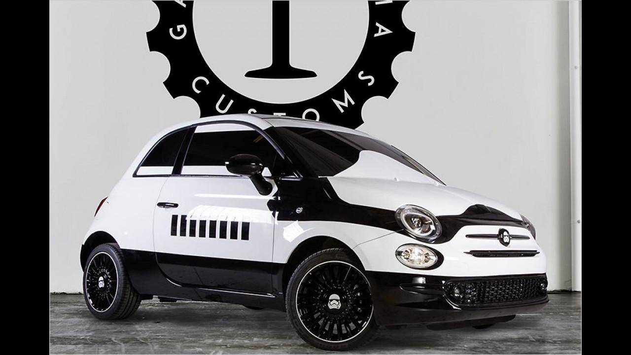 Intergalaktisch: Garage Italia Customs Fiat 500