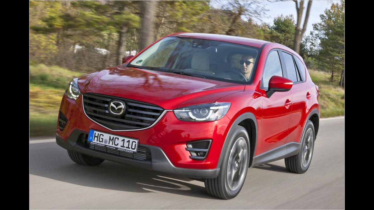 Platz 14: Mazda CX-5