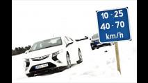 Grenzgänger auf Estlands Eisstraßen