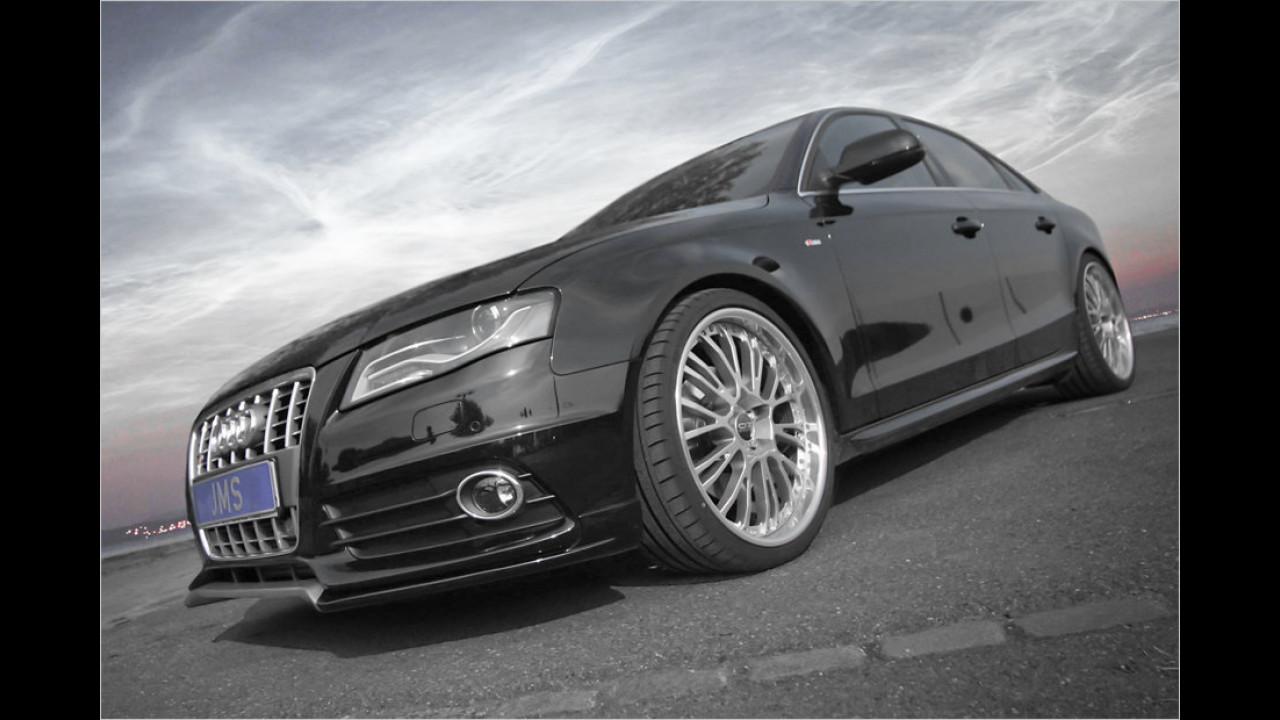 JMS wertet Audi A4 optisch auf