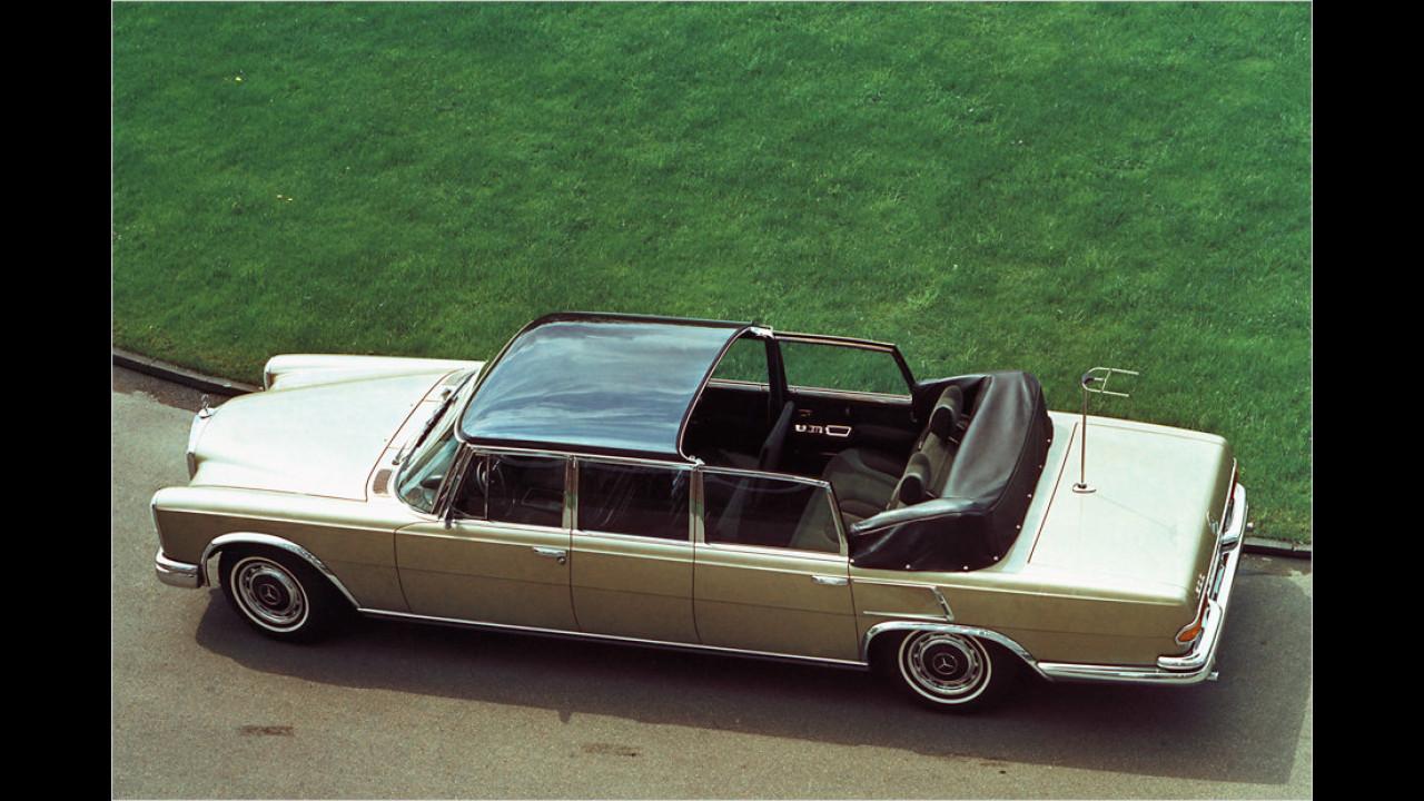 Mercedes 600 Landaulet (1964)