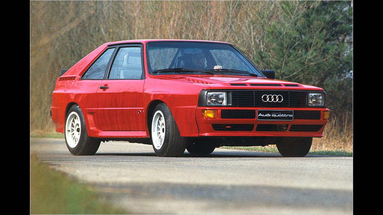1984: Audi Sport quattro