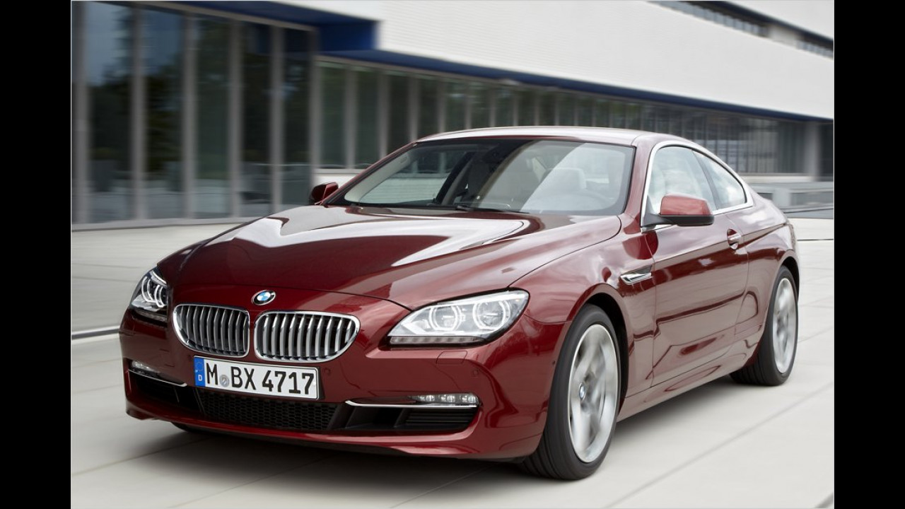 BMW 6er Coupé (ab Oktober 2011)