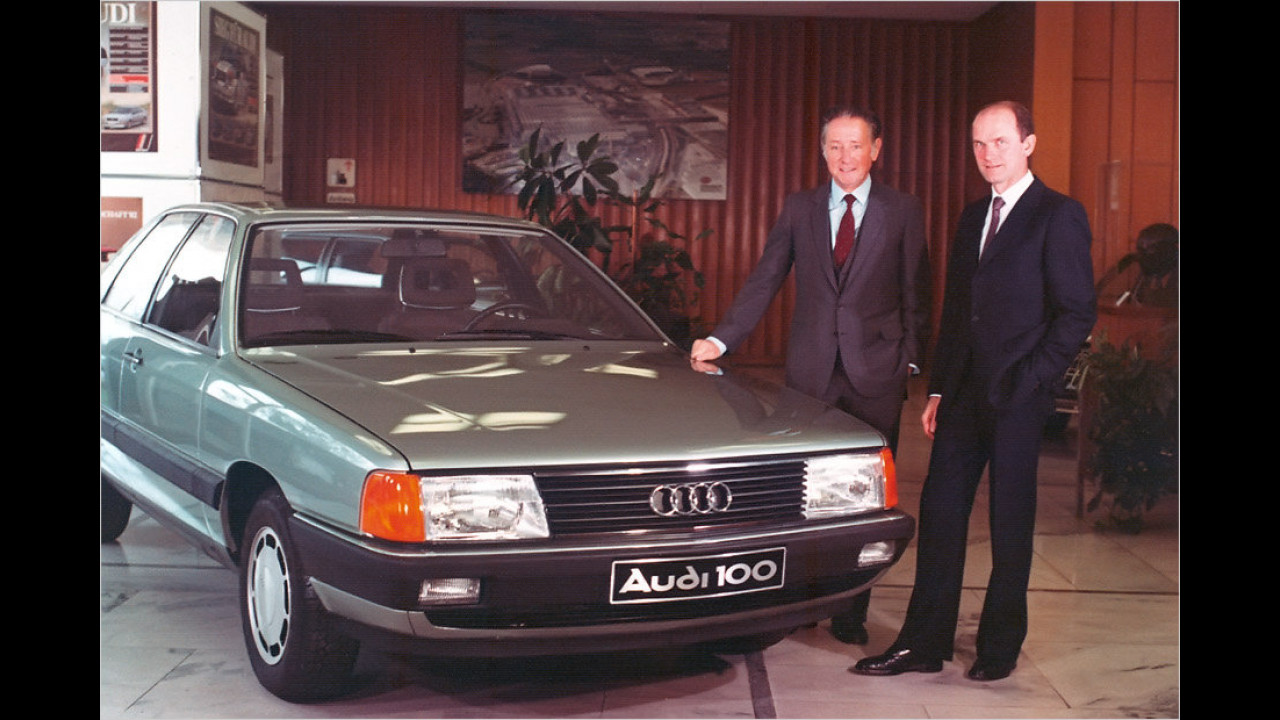 30 Jahre Audi 100 C3