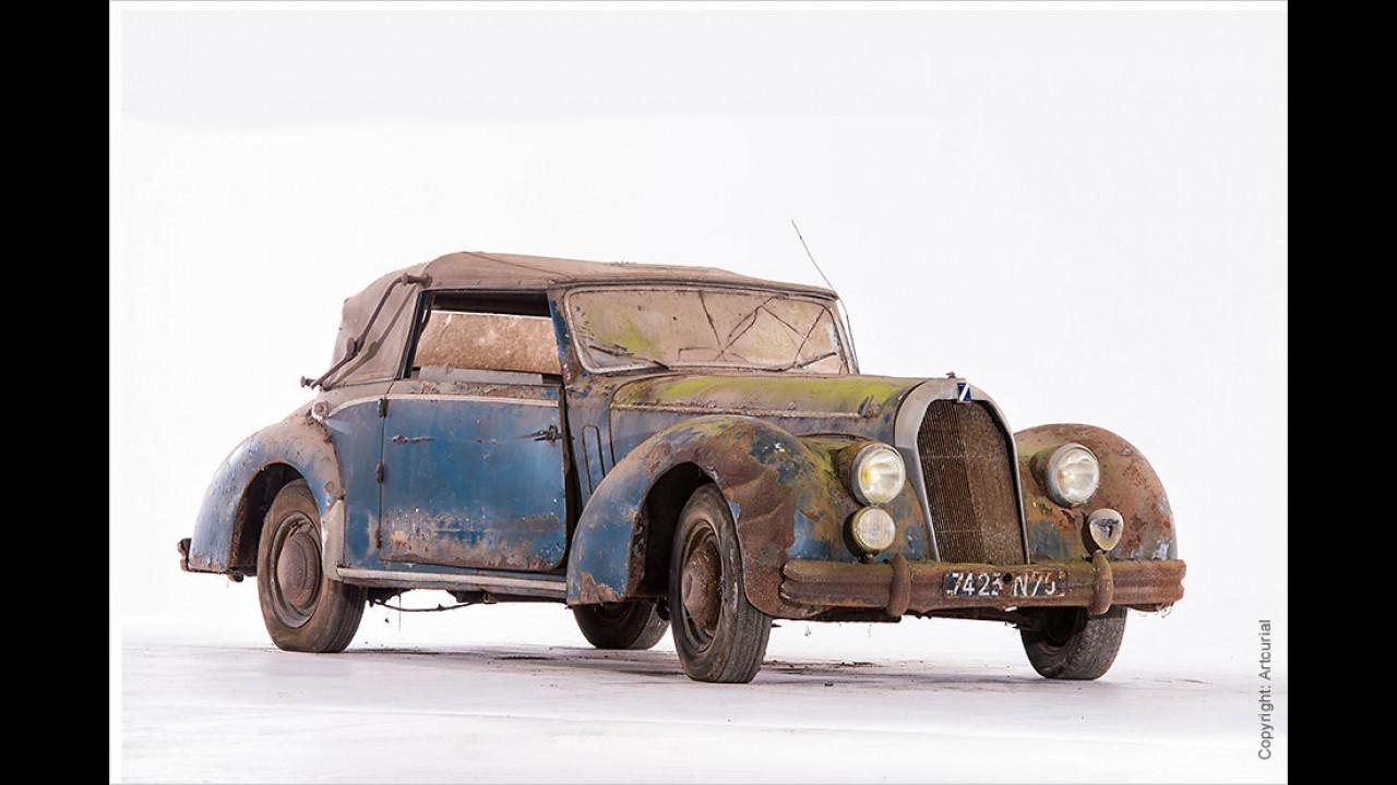 Talbot-Lago Baby T15 LB Cabriolet Guilloré (ca. 1951)