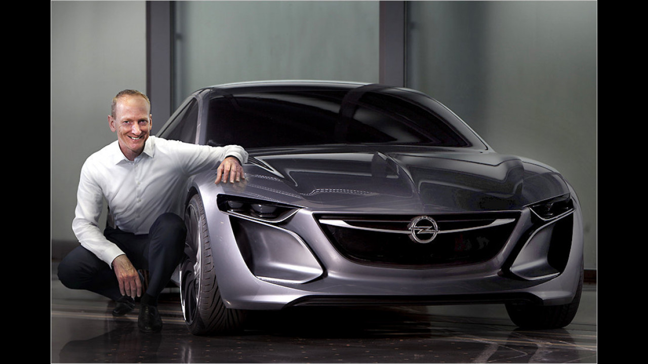 Top: Opel Monza Concept