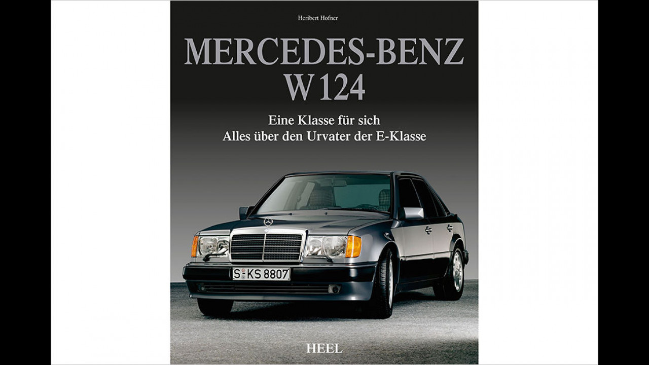 Heribert Hofner: Mercedes-Benz W 124