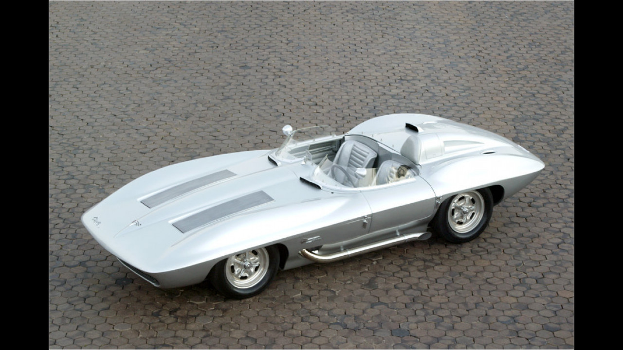 Corvette Sting Ray Racer (1959)