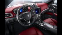 Maserati wetzt den Dreizack