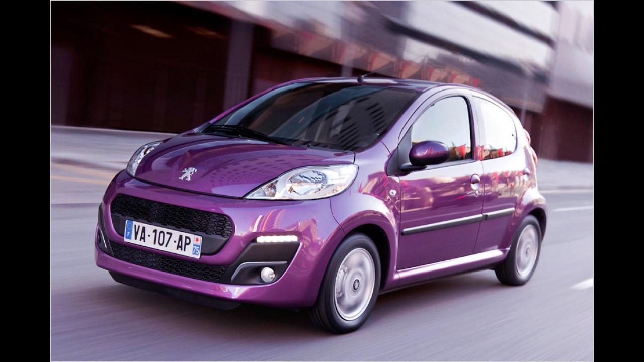 Peugeot 107 ,Envy