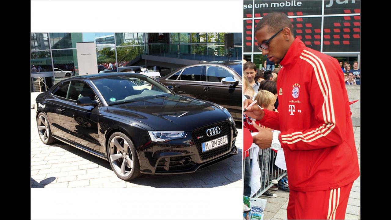 Jérôme Boateng: Audi RS 5