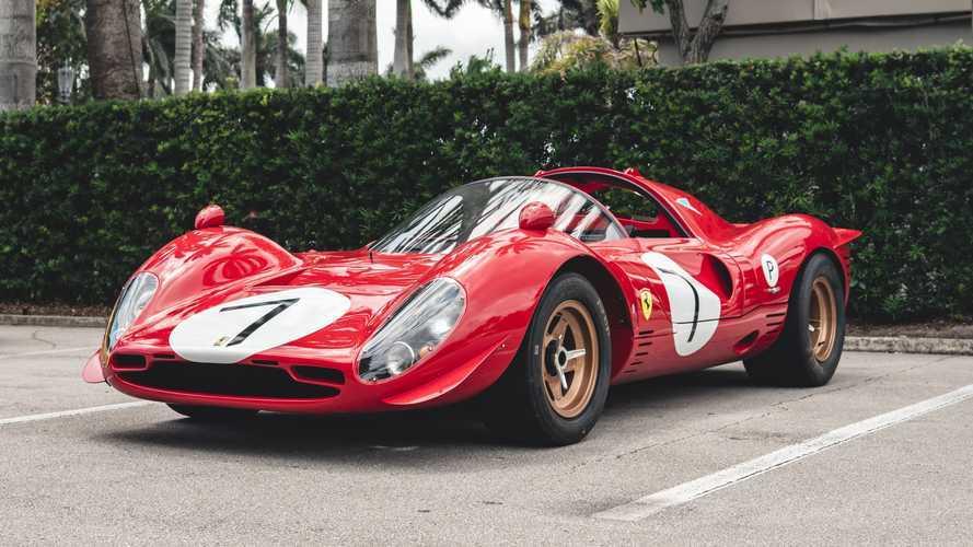 Ferrari Cavallino Classic 2021