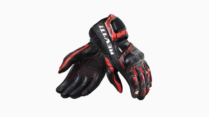 REV'IT! Introduces New Quantum 2 Full Gauntlet Sport Riding Gloves