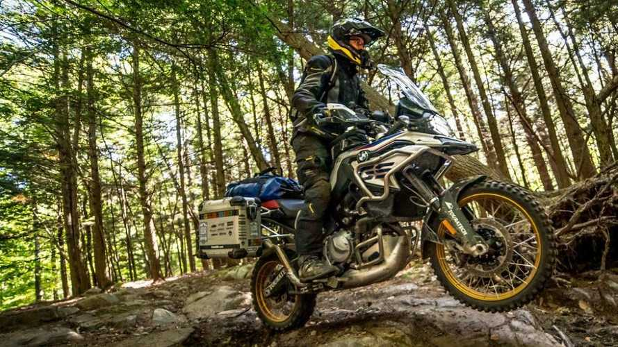 Touratech Boosts BMW F 850 GS Suspension With Easy-Install Kit