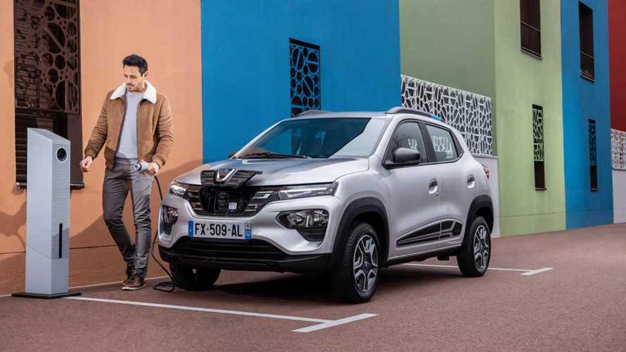 Precios Dacia Spring 2021, el eléctrico más barato