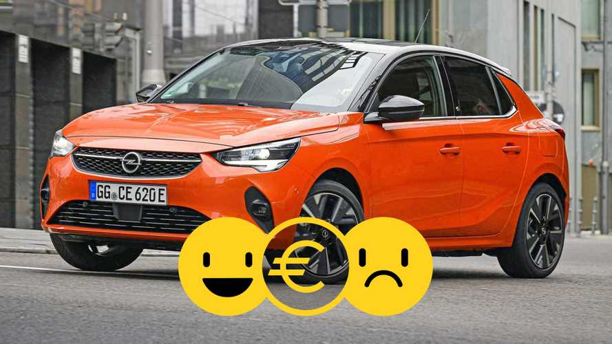 Promozione Opel Corsa-e, perché conviene e perché no