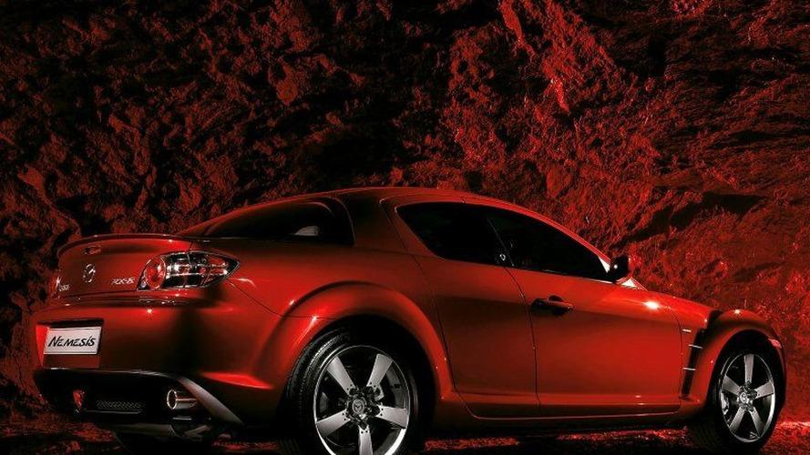 Mazda RX-8 Nemesis Special Edition Revealed (UK)