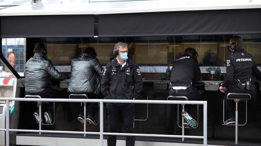 Mercedes reshuffles F1 technical team, Allison to become CTO