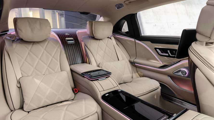 Mercedes-Maybach S680 (2021)