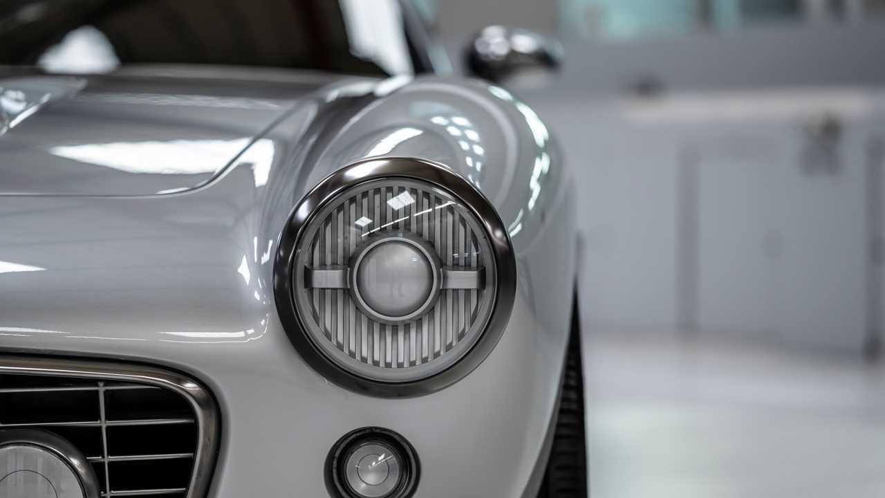 RML Short Wheelbase, the return of the Ferrari 250 GT SWB