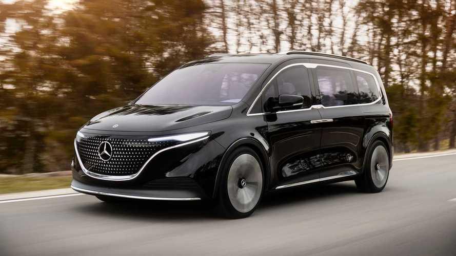 Mercedes Concept EQT: 2022 kommt die Serienversion