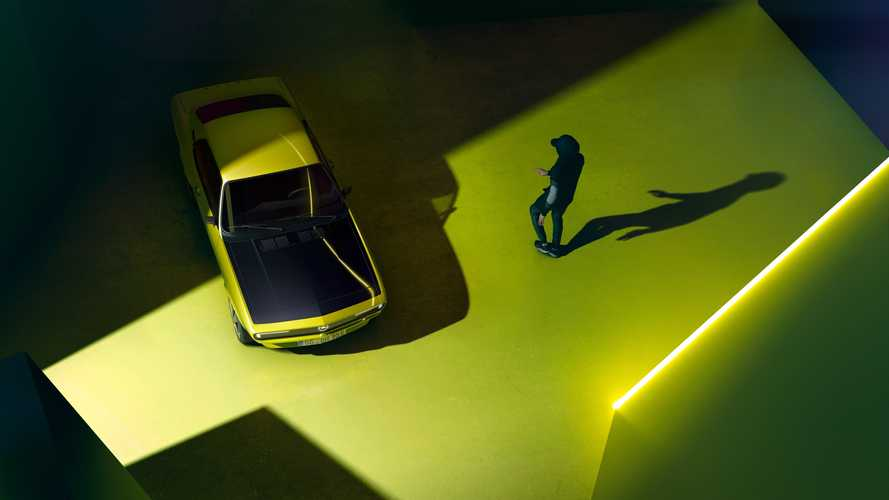 Opel показал свой следующий электрокар. Он сделан в 70-е