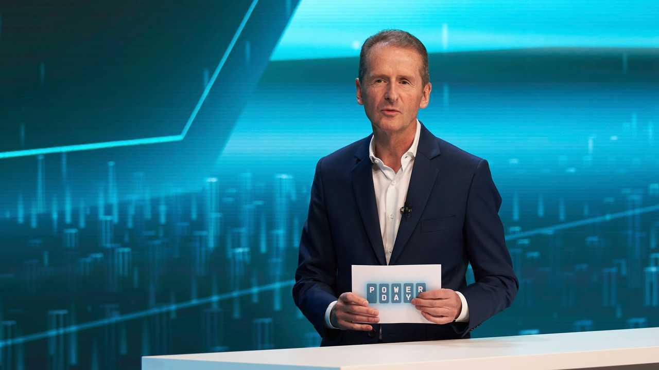 VW-Chef Diess will bis 2030 sechs Batteriewerke auf die Beine stellen
