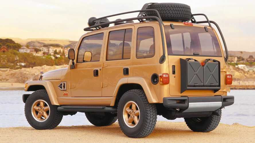 Jeep, dalla Dakar concept a Wrangler Unlimited