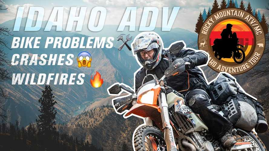 Embark On An Epic Idaho ADV Tour With Rocky Mountain ATV/MC