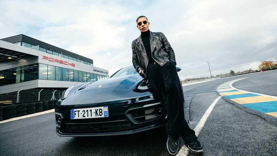 Porsche dan Creative Director Balmain Olivier Rousteing Berkolaborasi