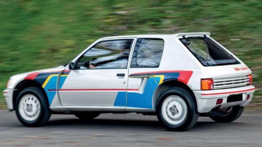 Peugeot 205 T16 de Jean Todt
