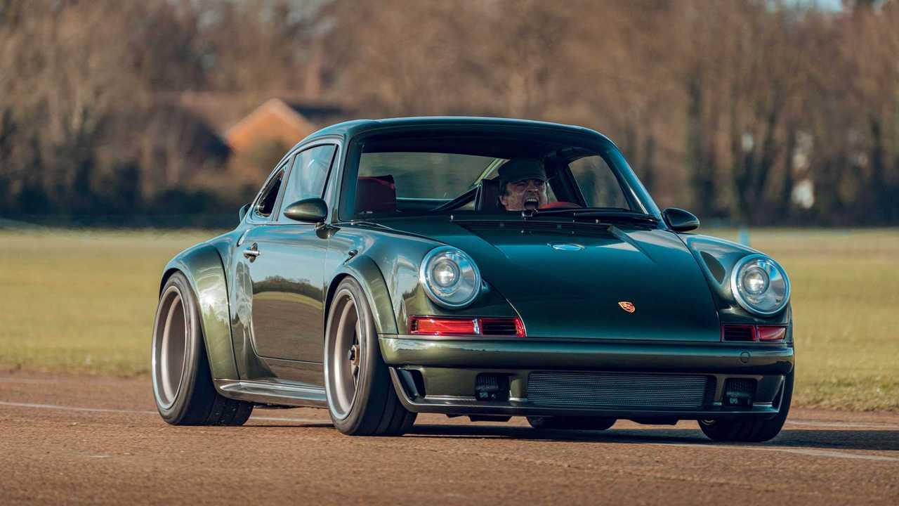 Porsche 911 Singer DLS
