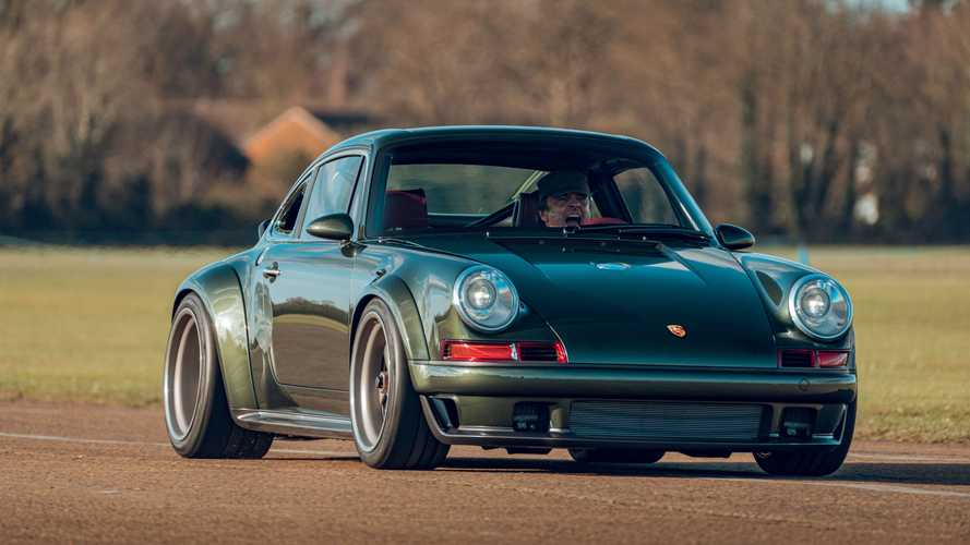 Porsche 911 Singer DLS, la evolución moderna del 911 (964)