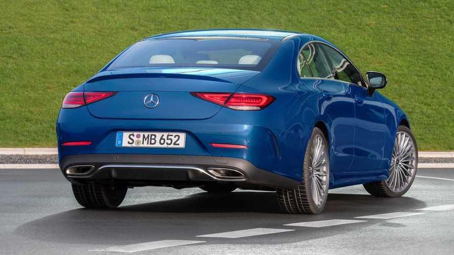 Mercedes-Benz CLS (2021)