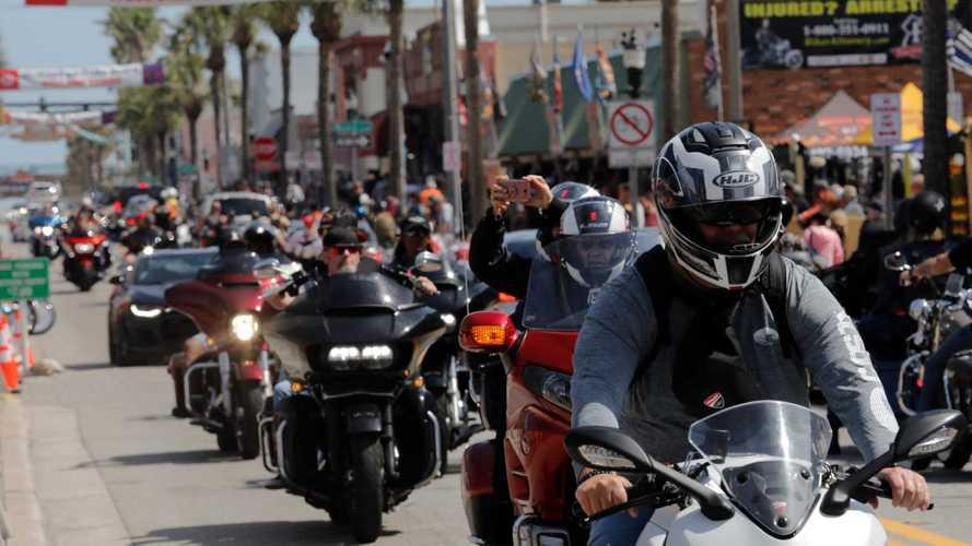 Florida COVID-19 Cases Spike Following 2021 Daytona Bike Week