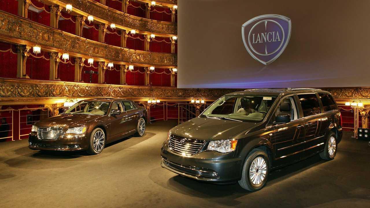 Lancia Thema y Voyager (2011-2014/15)