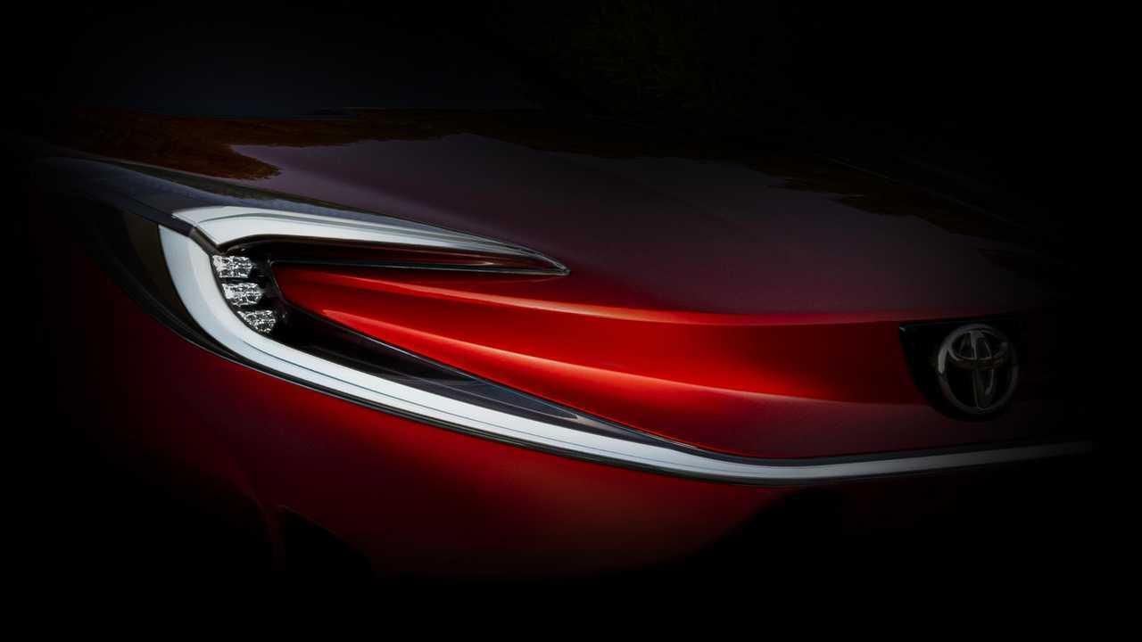 Toyota entwickelt einen neuen Aygo und zeigt die Plattform
