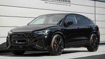 Audi RS Q3 Sportback bekommt Vier-Stufen-Plan von Tuner B&B